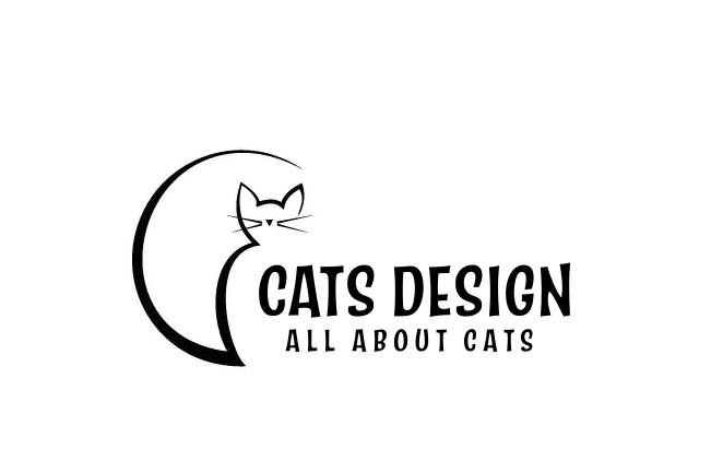 cats design logo